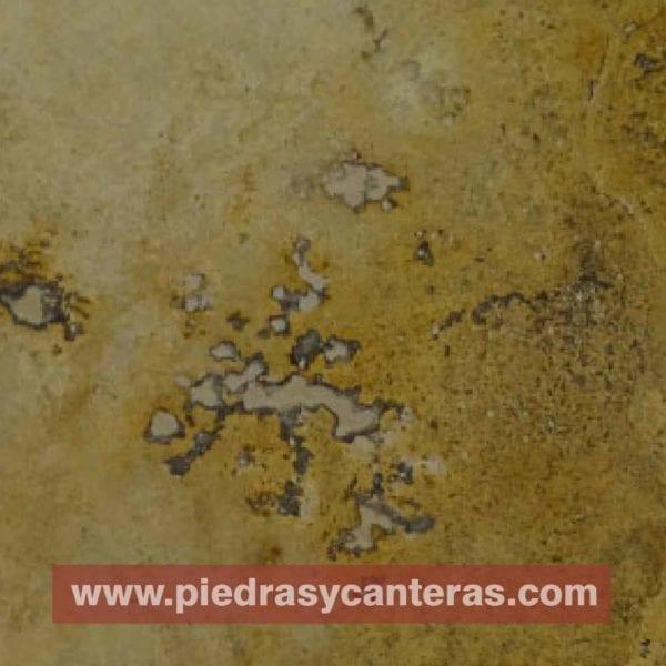 Marmol Travertino Amarillo Cepillado